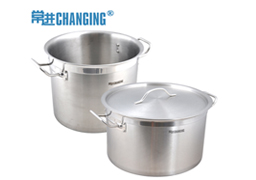 Heavy duty stockpot