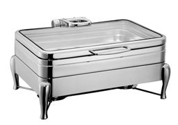 40 Series hydraulic induction chafing dish